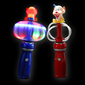 0042-748 LED OMEGA WIRBLER CLOWN